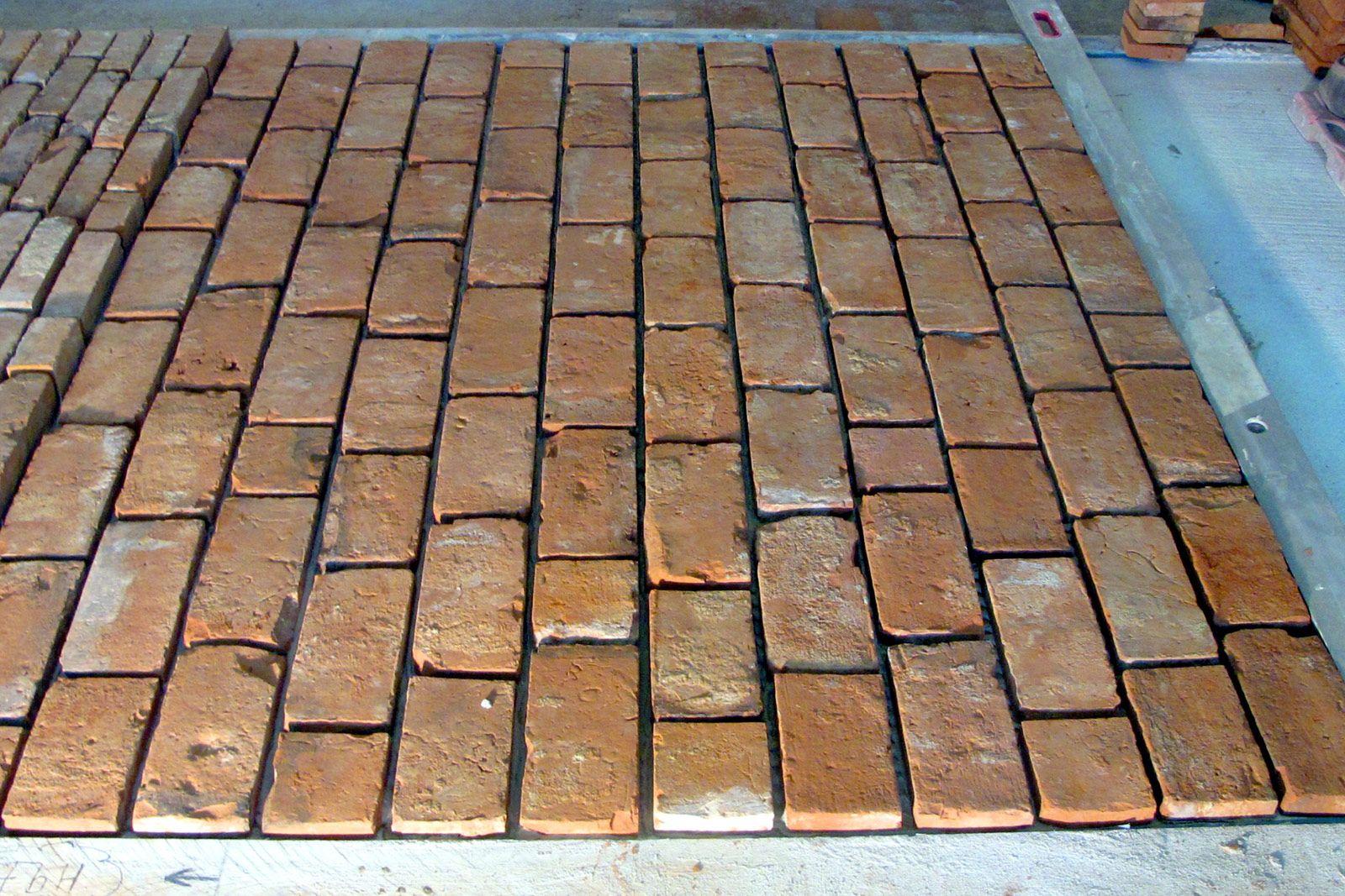 Fußboden Ideen Zumi ~ Fußboden ziegel » estrich der fußboden im industrial style