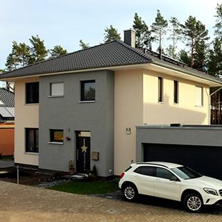 Neubau einer Stadtvilla